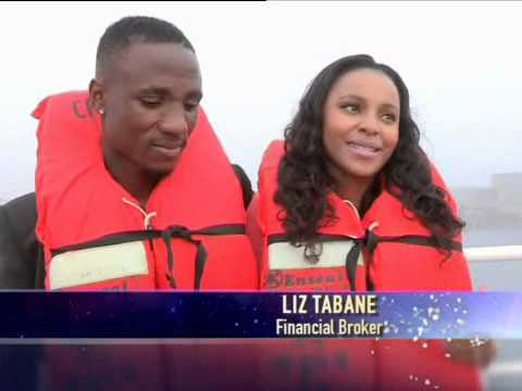 Top Billing meets Teko Modise and his fiance Lizelle Tabane (FULL INSERT)