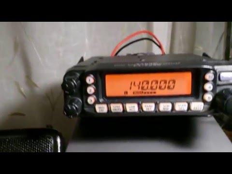 Strano segnale radio a 140 Mhz