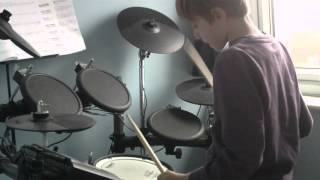 DJ Striden - Level One - Drum Cover