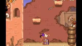 Aladdin - Gameplay - User video