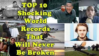 Top 10 Shocking World Records That Will Never Be Broken | listback