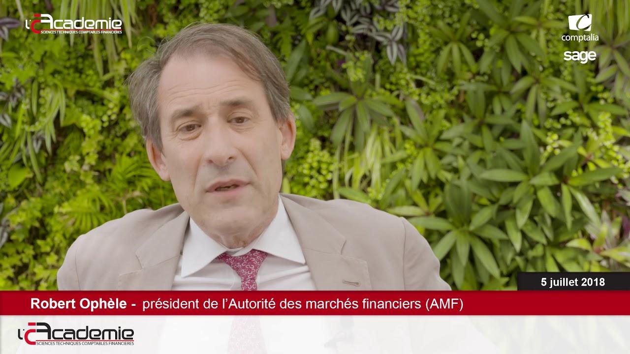 Les Entretiens de l'Académie : Robert Ophèle