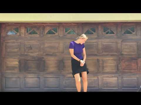 Samantha Skye's Uncut Audition Tape for Jencarlos' Dure Dure MV