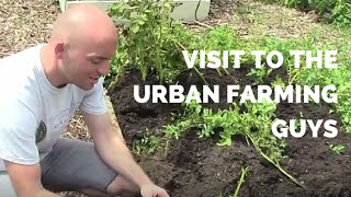Kansas City Field Trip to The Urban Farming Guys!