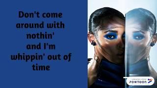 Tinashe - He Don't Want It Lyrics