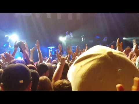 Underoath x Emergency Broadcast: The End Is Near Live @ Wamu Theater (Seattle, Washington)