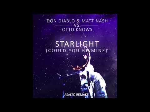 Martin Garrix vs Don Diablo & Matt Nas & Otto Knows - Sratlight Animals (Robert Olah Mashup)