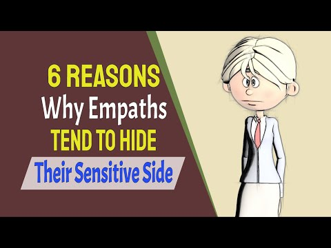 6 Reasons Why Empaths Tend To Hide Their Sensitive Side