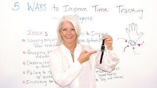 5 Ways to Improve Time Tracking Video