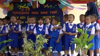 Lagu Anak Desaku yang kucinta TK ASY SYIFA REJAMULYA