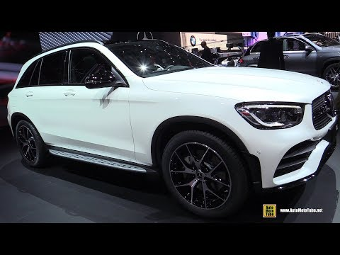 2020 Mercedes GLC 300 4Matic - Exterior and Interior Walkaround - Debut at 2019 Geneva Motor Show