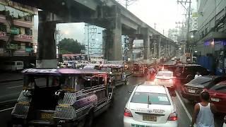 Road Trip From Partas Laoag to Partas Cobao and Pasay Terminal