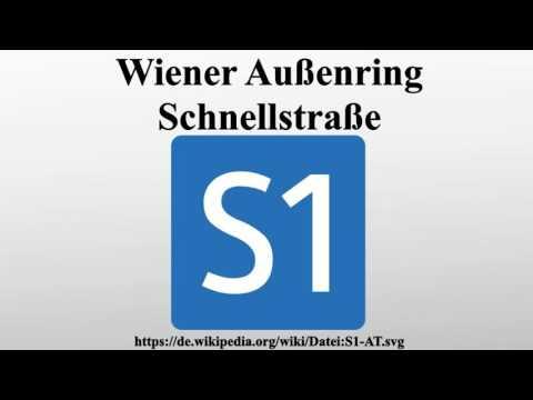 Wiener Außenring Schnellstraße