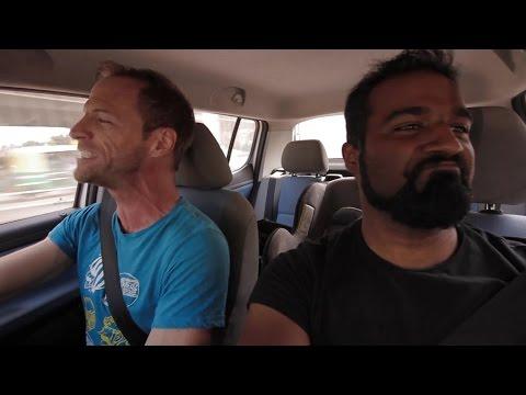 Carpool Karaoke in India & Delhi Street Art Final - TSV Vlog 259