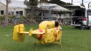 Kamov Ka 32 Scale RC Jet Turbine Helicopter