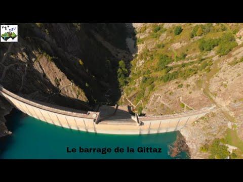 Barrage De La Gittaz #pkos2018
