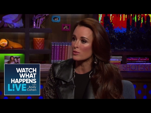 Kyle Richards Grills Andy Cohen in a Special One-on-One | WWHL