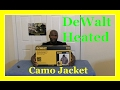 Dewalt Heated Camo Jacket