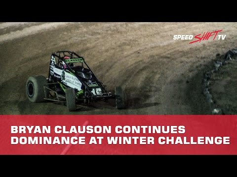 Non Wing 360 Sprint Feature Highlights | Canyon Speedway Park 1.29.16