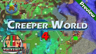 Creeper World 4 Preview - The Goo is back