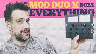 Mod Duo X: A Portable Open-Source Powerhouse