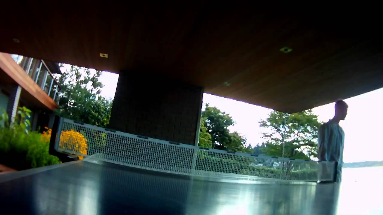 Strip ping pong video