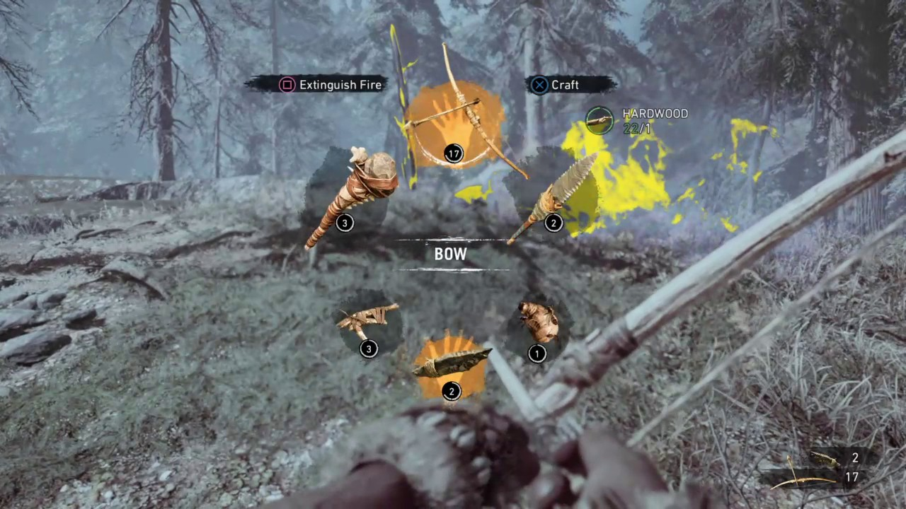 Far Cry Primal How To Find A Rare Yak And How To Track It Youtube