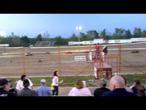Paducah International Raceway - Paducah, Kentucky - Track #1,737 - Racing Action