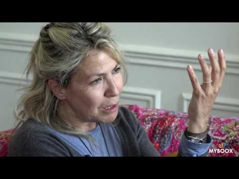 """""""La Primavera"""" de Botticelli vu par Simonetta Greggio"""