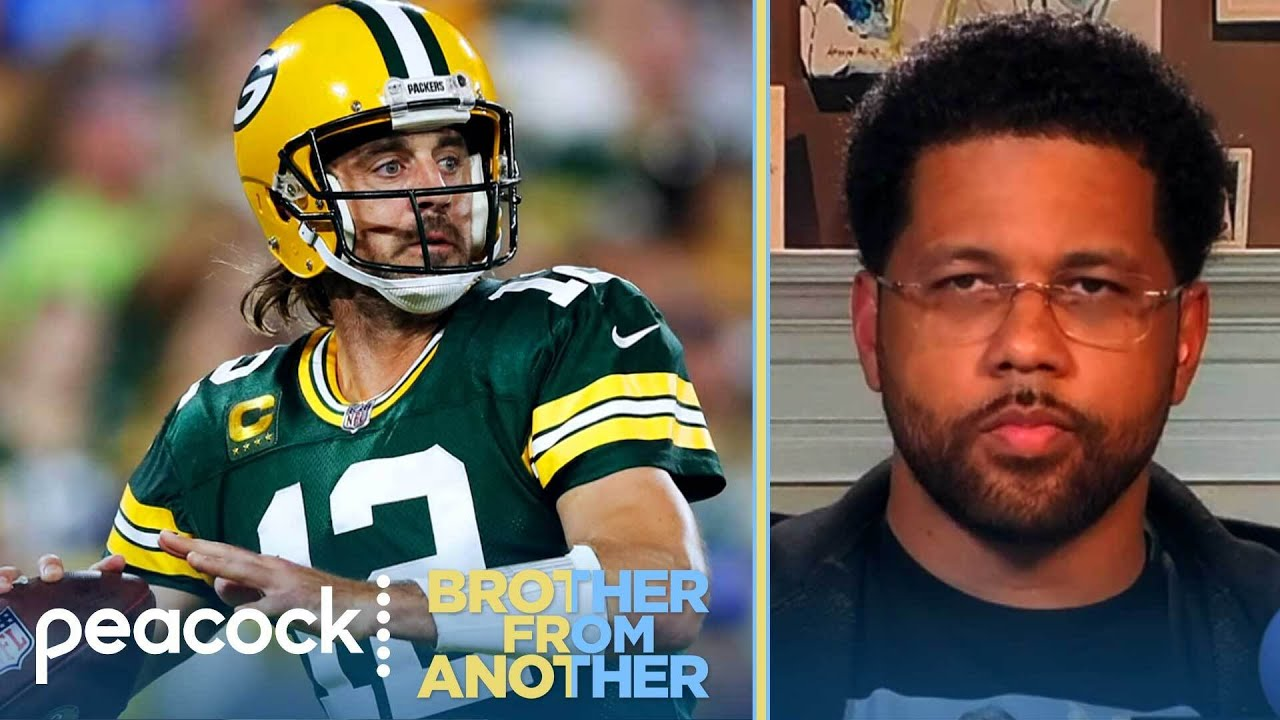 Michael Holley explains how Aaron Rodgers should deal with media criticism | Brother from Another