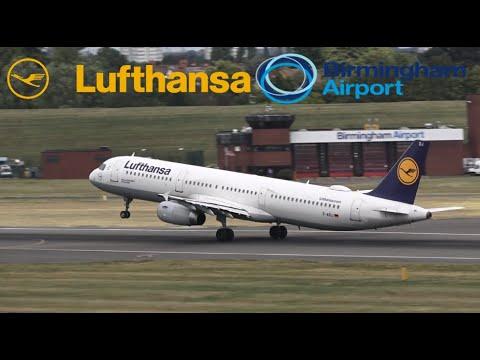 Lufthansa Flight 952/955 (Frankfurt To BHX/BHX To Frankfurt)