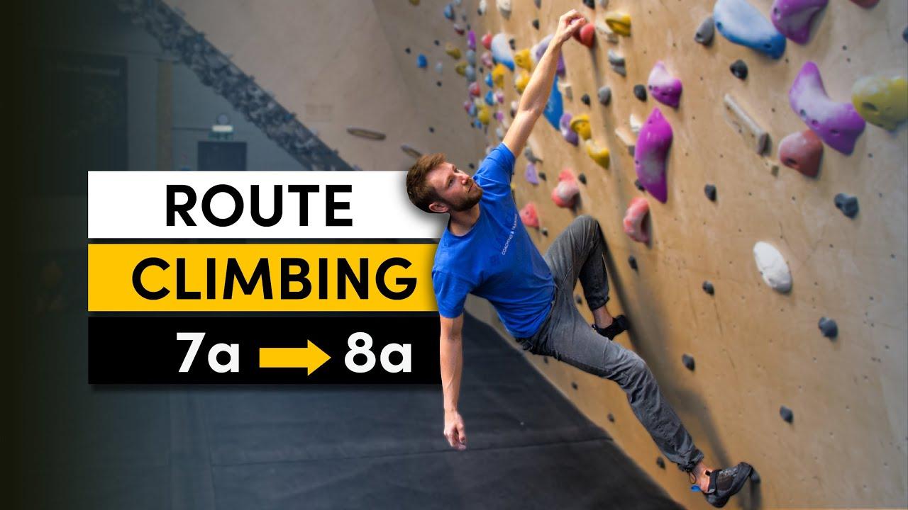 Improve Your Sport Climbing Grade Beyond 5.12!