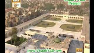 Repeat youtube video Aulia Allah(Hazrat Data Ganj Bakhsh Ali Hajweri R A)In Qtv.By Visaal