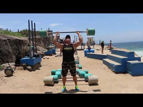 Fitness Road Trip#2 Rio De Janeiro Old School Bodybuilding