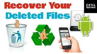 how to recover deleted videos and files /100% working/ BHVA tech