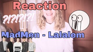 REACTION MadMen - Lalalem / Q-Pop / comeback