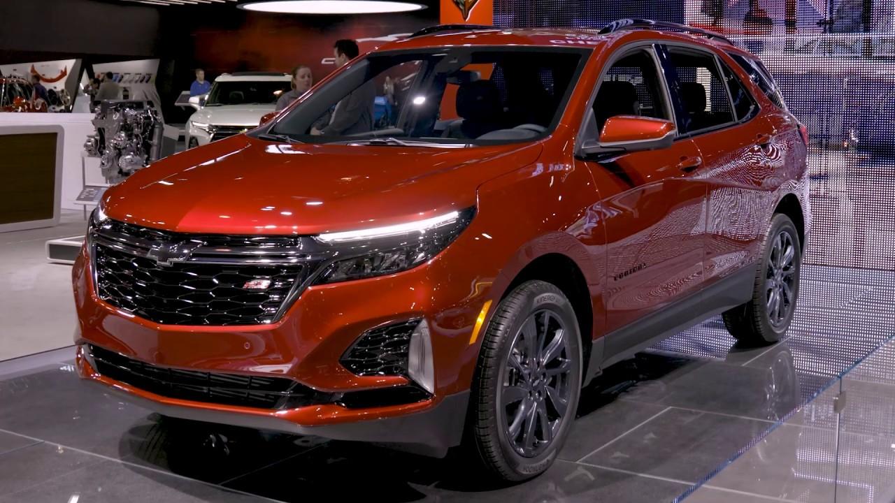 2021 Chevrolet Equinox First Impressions Cars Com Youtube