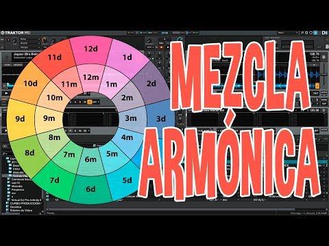 Mezcla armónica con Tracktor y Virtual DJ