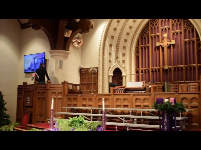 Church A/V Upgrade - Morrow Church Testimonial