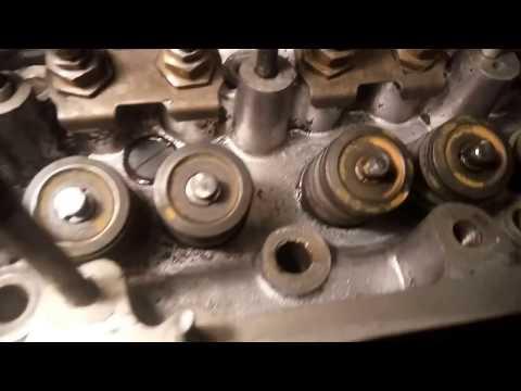 Замена стандартных пробок(заглушек) головки блока цилиндров ВАЗ 2101-21213 на усиленные из стали