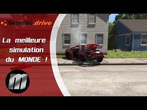 BeamNG Drive : La meilleure simulation du MONDE !