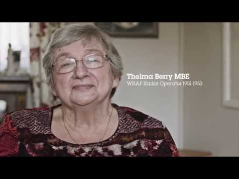 Thelma Berry - My story
