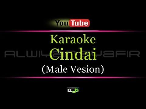 Karaoke  - Cindai (Male Vesion)