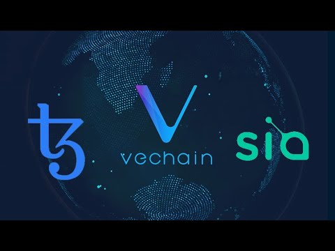 Tezos & Their ICO Lawsuits; VeChain Report On Pandemic; SIACOIN App Store