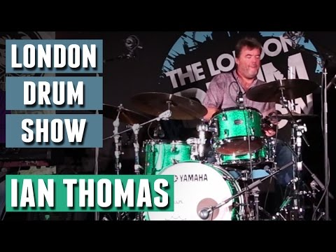 London Drum Show 2015: Ian Thomas