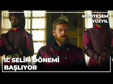 II. Selim dönemi başlar - Muhteşem Yüzyıl 139.Bölüm