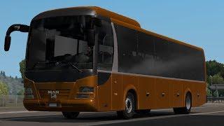 [1.32] Euro Truck Simulator 2 | MAN Regio Bus | Mods