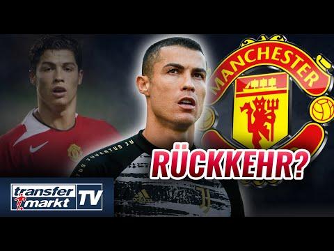 Manchester United plant Angebot für Cristiano Ronaldo-Rückkehr | TRANSFERMARKT