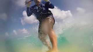 Anguilla Sandy Cay Kiteboarding