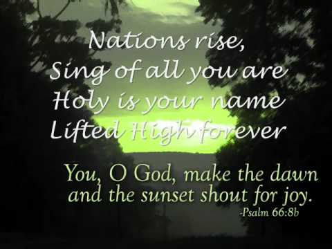 Hillsong For Your Name wLyrics